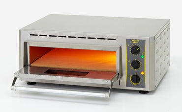 ROLLER GRILL PROFESSIONAL SINGLE PIZZA OVEN