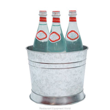TABLECRAFT GALVANIZED TUB/BASE - Mabrook Hotel Supplies