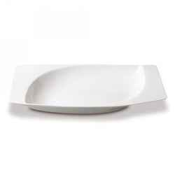 RAK MAZZA ELLIPSE PLATE - Mabrook Hotel Supplies