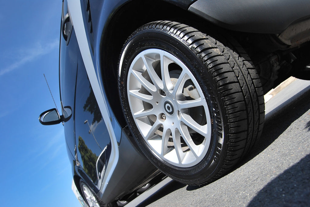 5 Products To Keep Your Tires Sparkling Clean