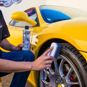 Keeping Your Tires & Rims Clean For Spring