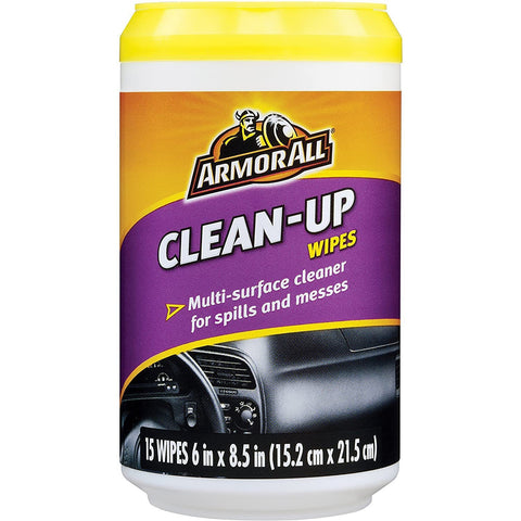 Clean-Up Wipes
