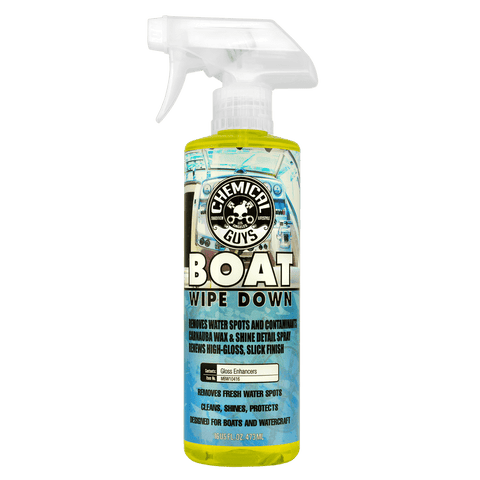 Marine & Boat Wipe Down Quick Detailer & Water Spot Remover