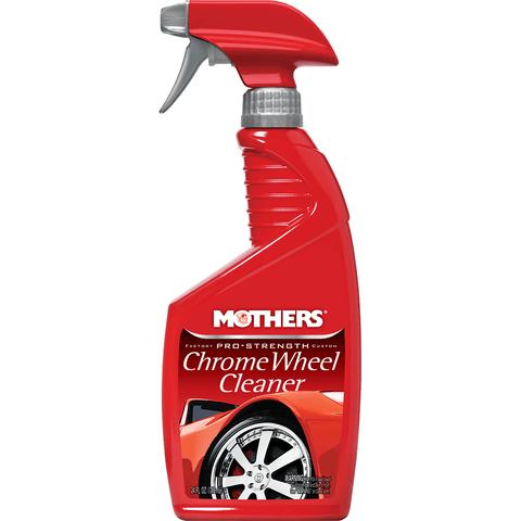 Pro-Strength Chrome Wheel Cleaner