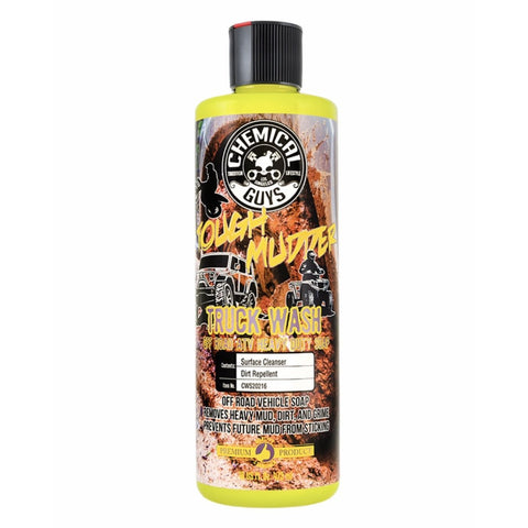Tough Mudder Off-Road Truck & ATV Heavy Duty Wash Shampoo