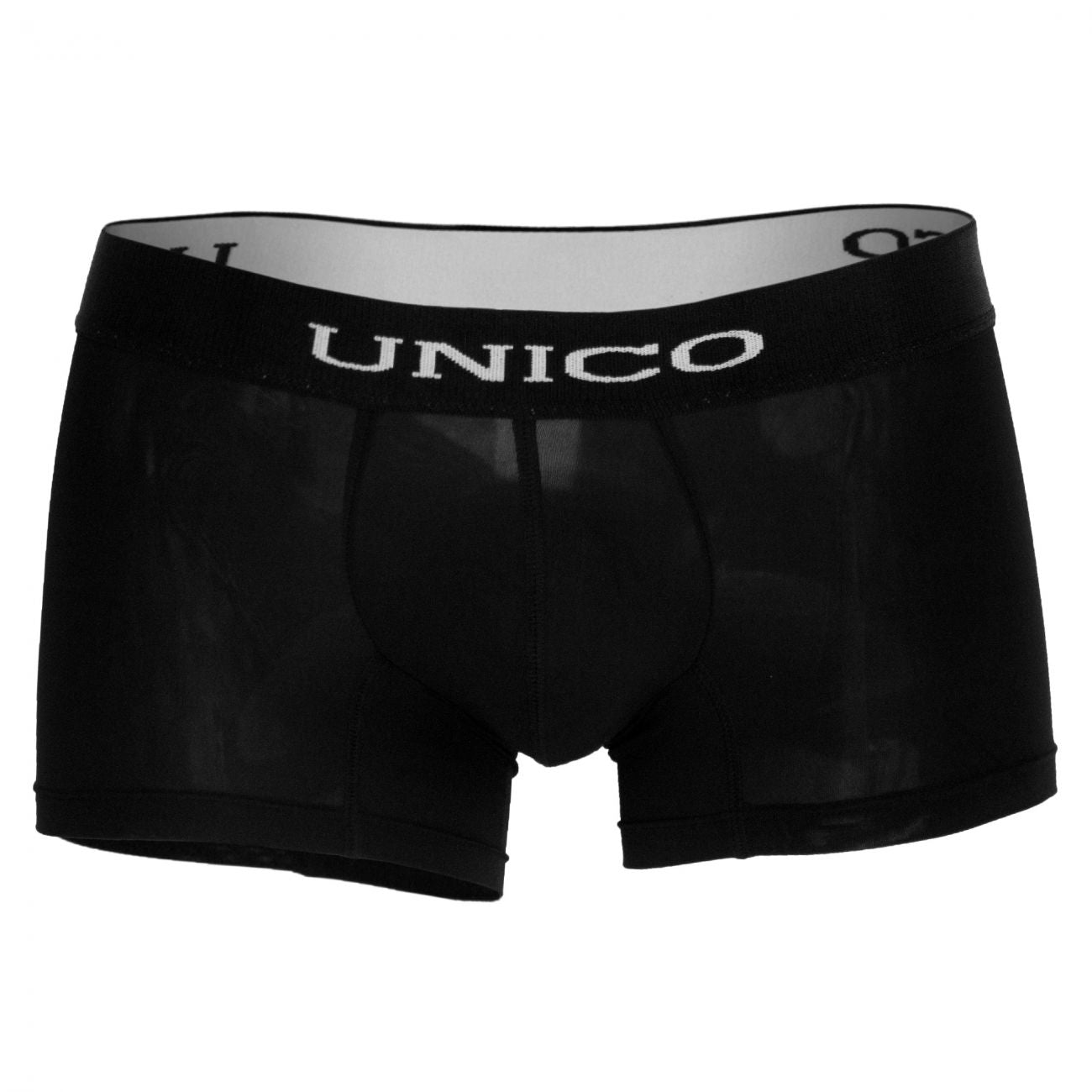 under-yours - (1212010010599) Boxer Briefs Intenso Microfiber - Unico - Mens Underwear