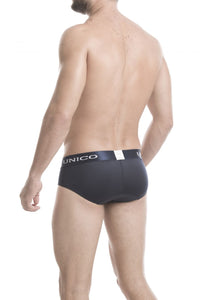 under-yours - (1612020110482) Briefs Profundo Microfiber - Unico - Mens Underwear
