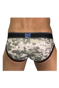 Private Structure Soho Military Mini Briefs