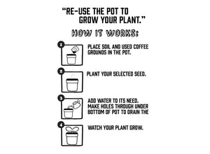 Drip Pot - Decaf
