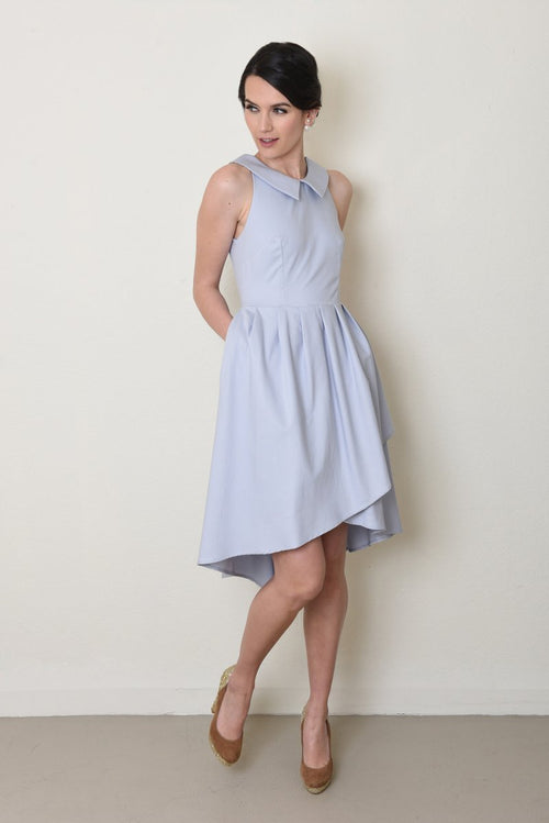 Madeline in Periwinkle