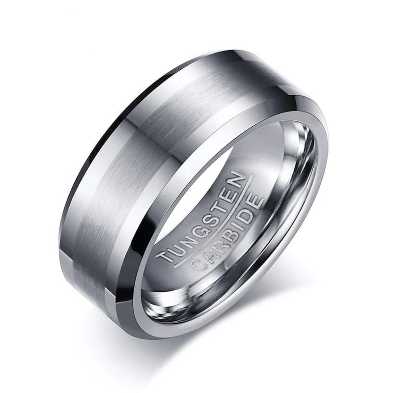 Tungsten Carbide Rings for Men