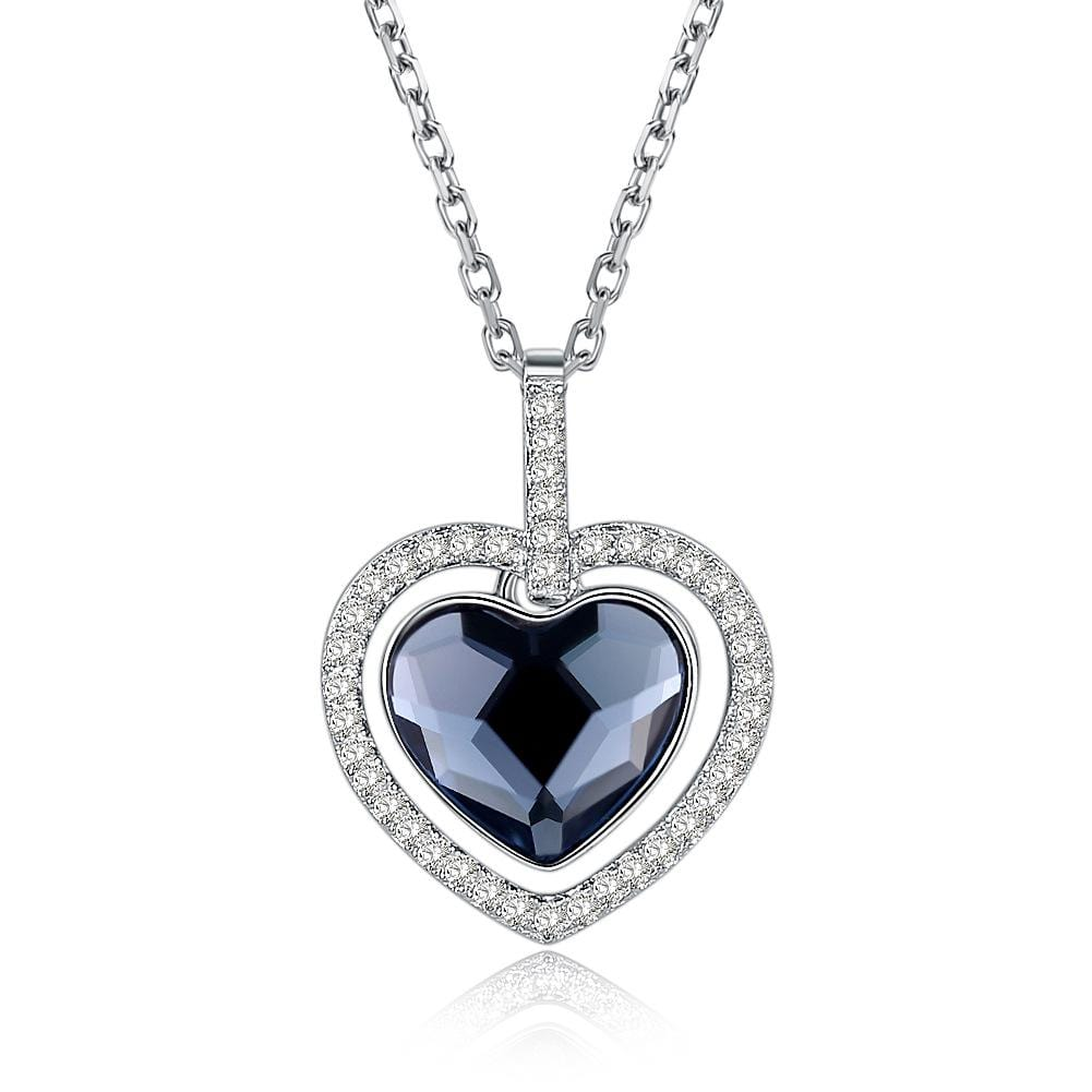 Anniversary Gift - Heart Necklace