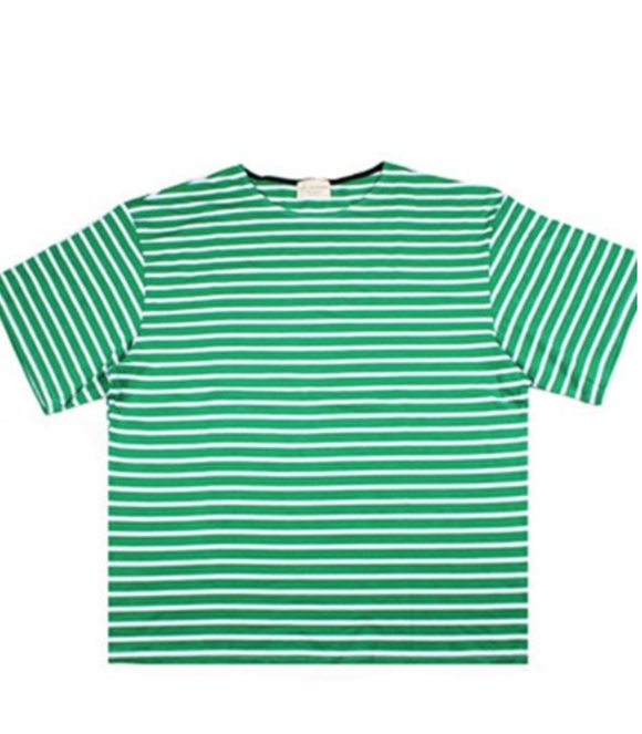BOUJEE STRIPED T-SHIRT-Tees-Urban Fit
