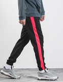 MUTINY STRIPE JOGGERS-Urban Fit