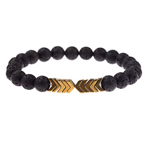Arrow Beaded Bracelet-Bracelet-Urban Fit