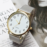 Stainless Steel Strap Watch-Watch-Gold-Urban Fit