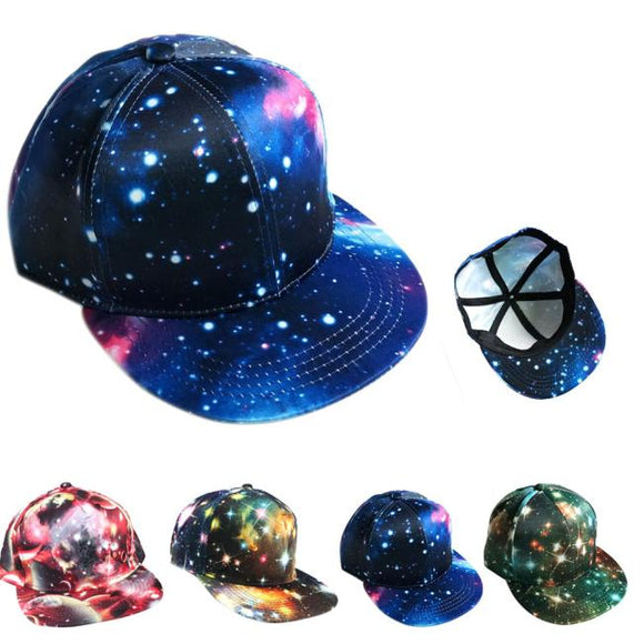 Galaxy Snapback-Hats-Urban Fit