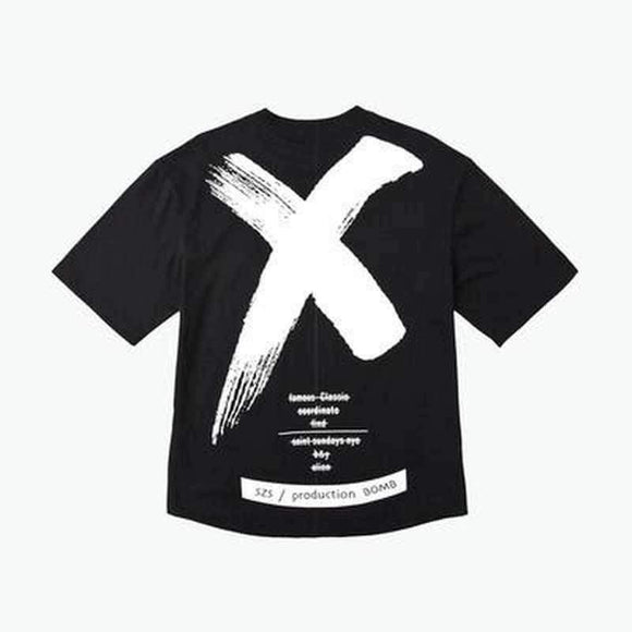 X HYPE GEAR TEE (2 COLORS)-Tee-S-Urban Fit