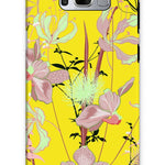 Yellow Floral iPhone Case Phone Case