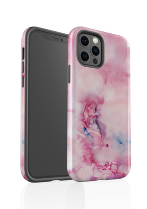 CUTEANLOVELY | Taffy Cloud Marble iPhone 12 Pro Case