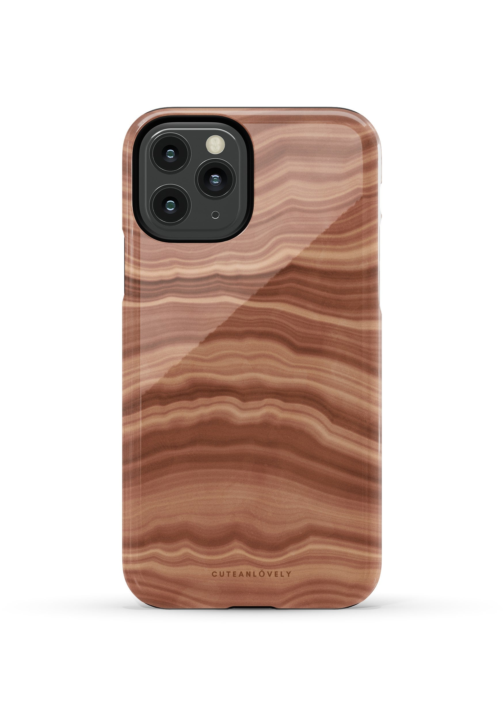CUTEANLOVELY | Earth Flow Marble iPhone 11 Pro Case