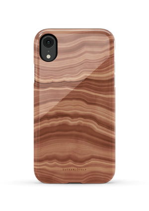 CUTEANLOVELY | Earth Flow Marble iPhone XR Case
