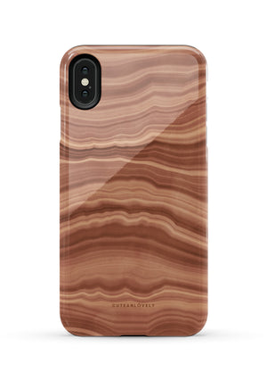 CUTEANLOVELY | Earth Flow Marble iPhone XS Max Case