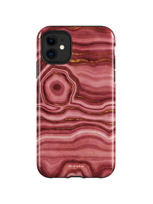 STAEIM | The Flow Agate Marble iPhone 11 Case