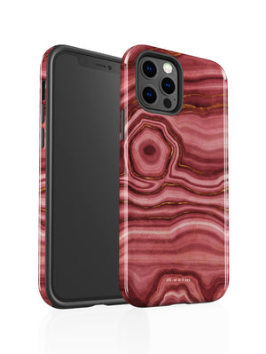 STAEIM | The Flow Agate Marble iPhone 12 Pro Case