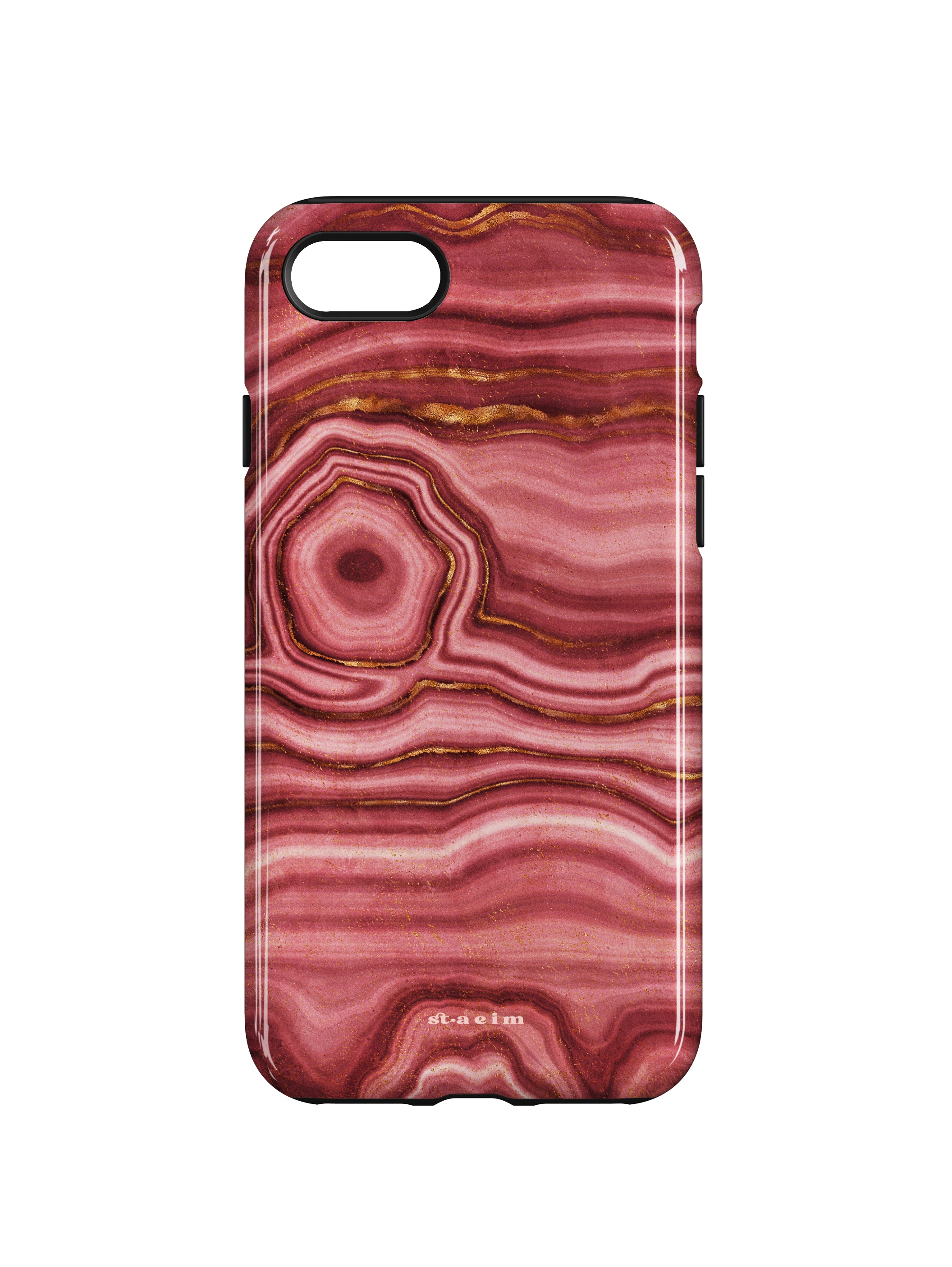 STAEIM | The Flow Agate Marble iPhone 7/8/Se Case