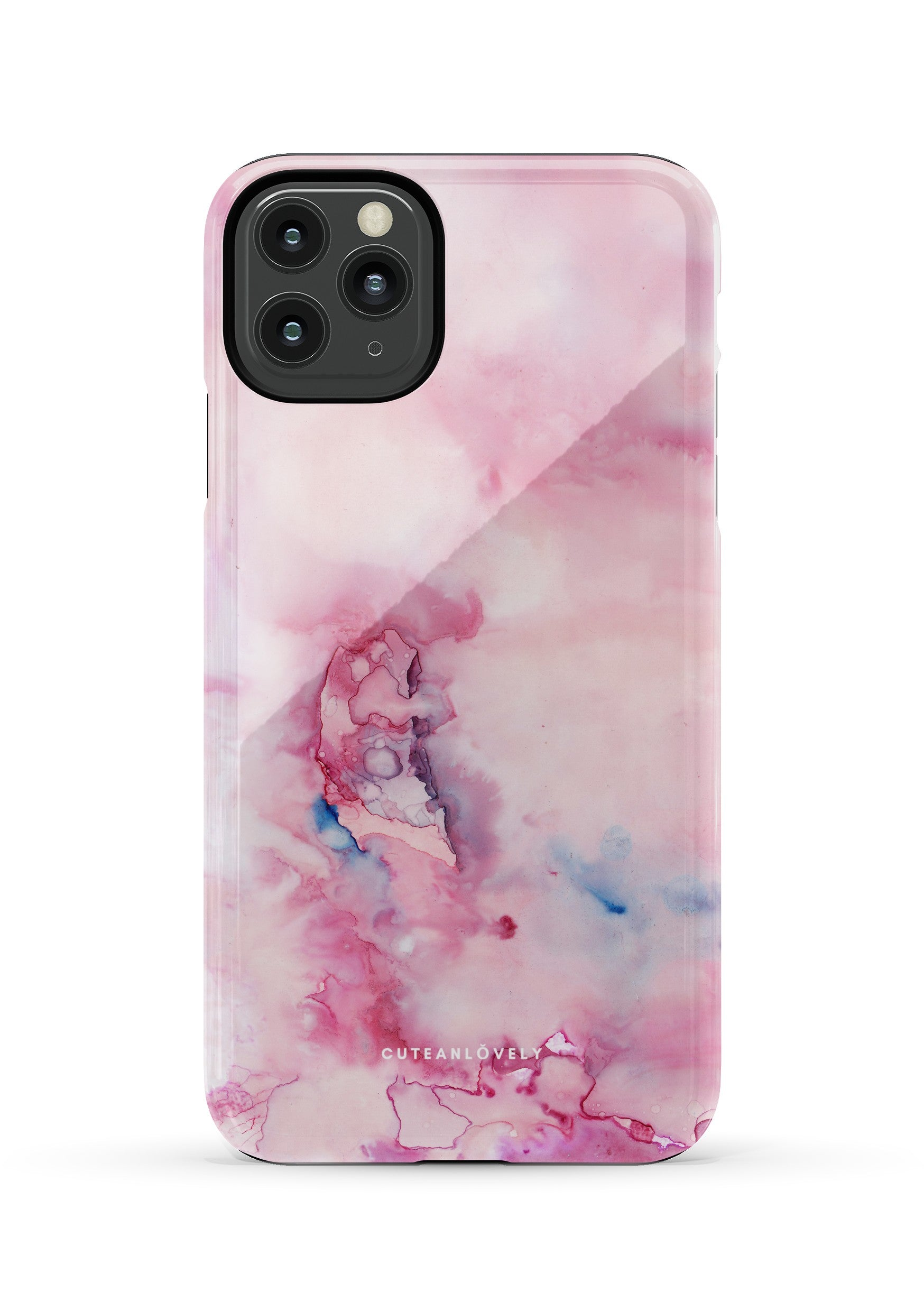 CUTEANLOVELY | Taffy Cloud Marble iPhone 11 Pro Max Case