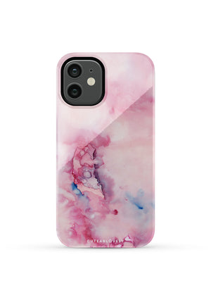CUTEANLOVELY | Taffy Cloud Marble iPhone 12 Mini Case