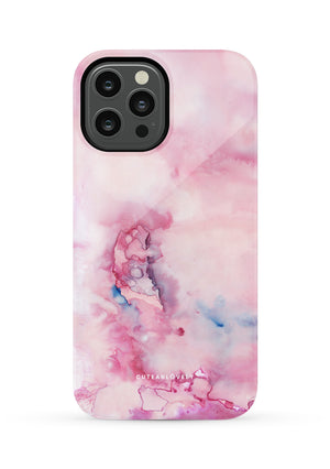 CUTEANLOVELY | Taffy Cloud Marble iPhone 12 Pro Max Case
