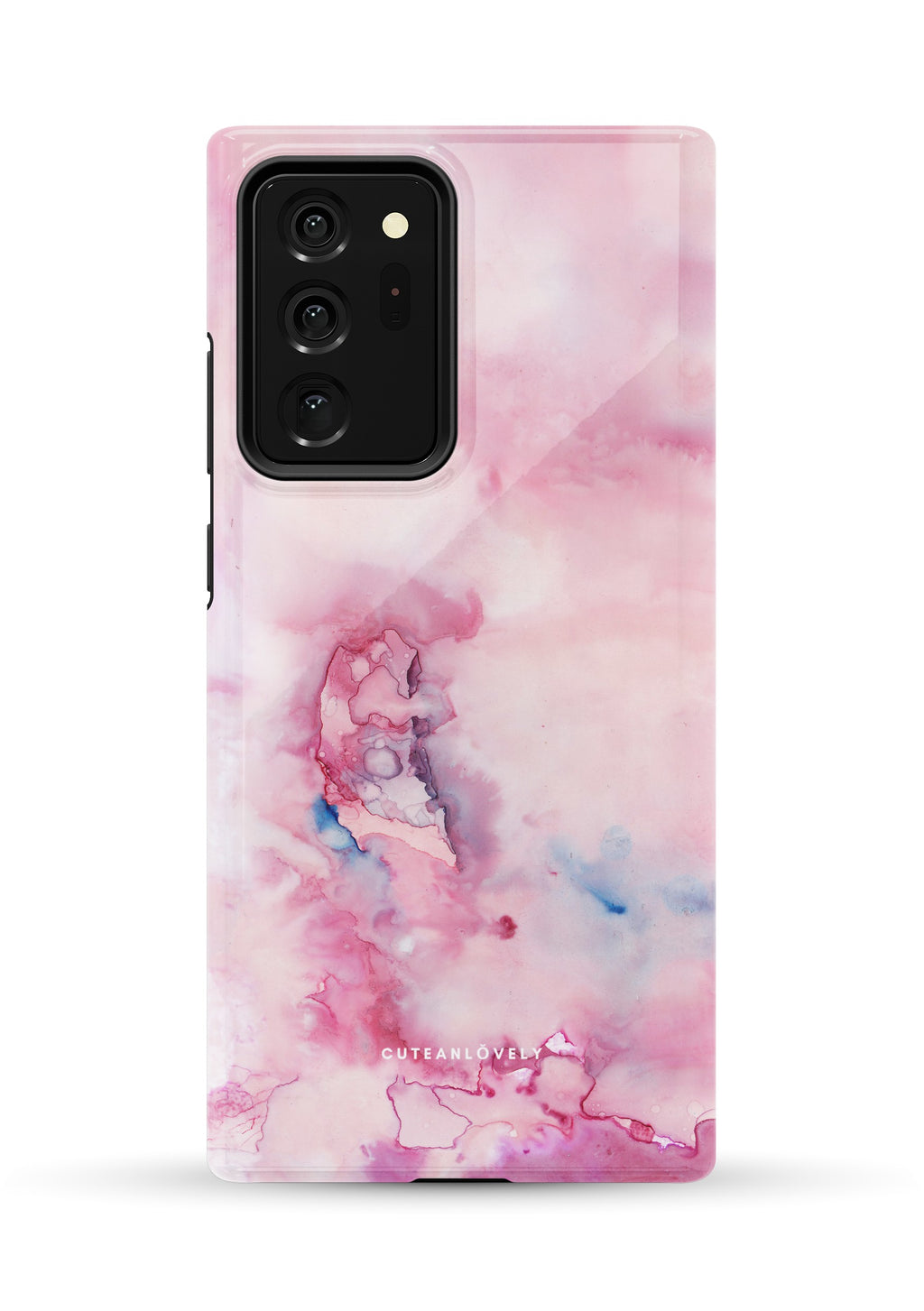 CUTEANLOVELY - Taffy Cloud Marble Samsung Galaxy Note 20 Ultra Case