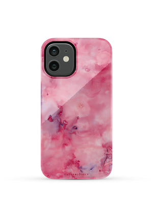 CUTEANLOVELY | Volcanic Marble iPhone 12 Mini Case