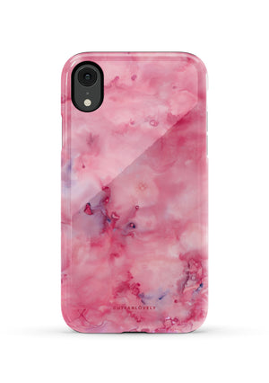 CUTEANLOVELY | Volcanic Marble iPhone XR Case