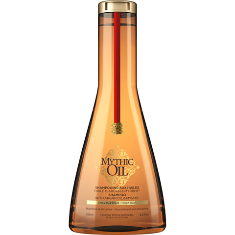 L'ORÉAL Mythic Oil Thick Hair Shampoo 250ml - O TEU CABELO