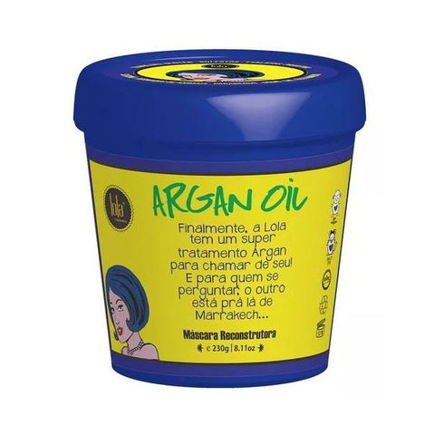 LOLA COSMETICS Argan Oil Mask 230g - NY HAIRANY