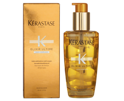 KÉRASTASE Elixir Ultime Huile Sublimatrice Oil 100ml - YOUR HAIR