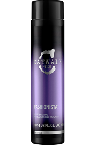 TIGI CATWALK FASHIONISTA BLONDE VIOLET SHAMPOO 300 ml