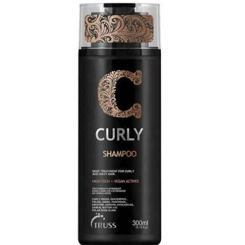 TRUSS Professional Curly Shampoo VEGAN 300ml