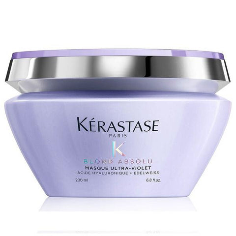 Blond Absolu Masque Ultra-Violet Kérastase 200ml - TWOJE WŁOSY