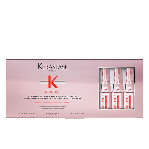 KÉRASTASE Genesis Ampoule Cure 10 x 6ml - YOUR HAIR