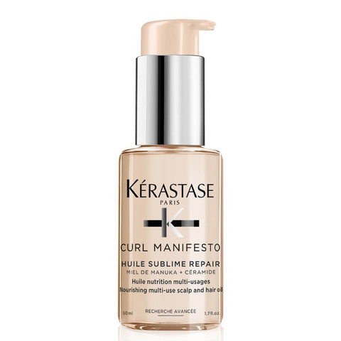 KÉRASTASE CURL MANIFESTO HUILE SUBLIME REPAIR 50ML