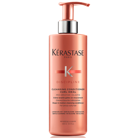 KÉRASTASE Discipline Creme Lavante Cleansing Conditioner 400ml - O TEU CABELO