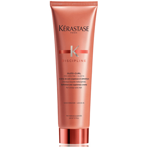 KÉRASTASE Discipline Curl Idéal Cream 150ml - YOUR HAIR
