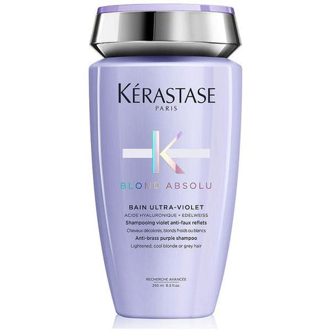KÉRASTASE Blond Absolu Bain Ultra-Violet Shampoo 250ml - YOUR HAIR