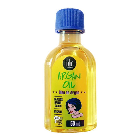 LOLA COSMETICS Argan Oil Óleo 50ml
