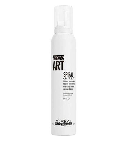 L'ORÉAL Tecni Art Spiral Queen Nourishing Mousse 200ml