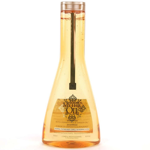 L'ORÉAL Mythic Oil Normal to Fine Hair Shampoo 250ml - O TEU CABELO